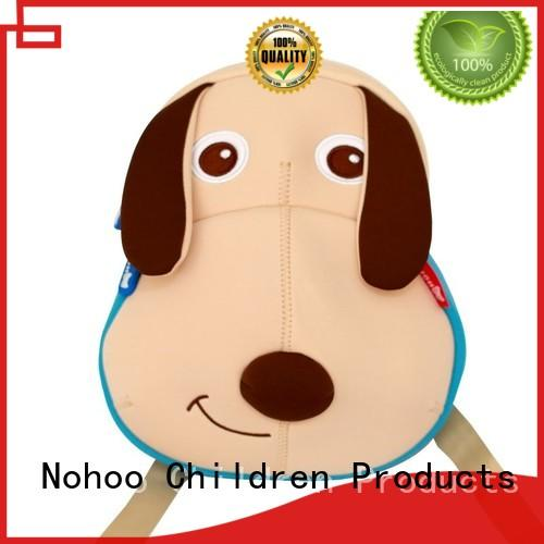 animal toddler girl backpack nohoo wholesale for primary students