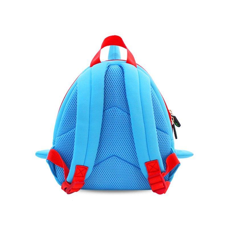 NH033  3D Shark Kids Backpack Cartoon Children Schoolbag with comfortable strap