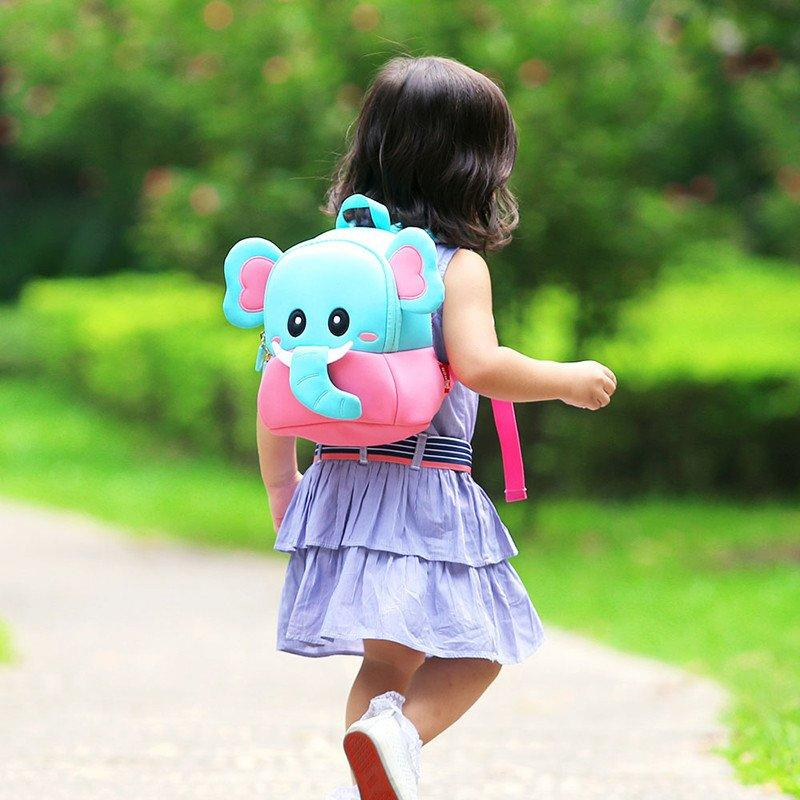 kids hiking fish Nohoo Children Products Brand toddler boy backpack