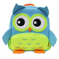GY298 high quality lightweight kids backpack school bags  Owl
