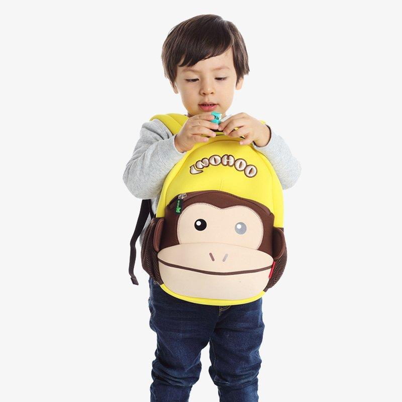 comfortable lovely crab owl custom made backpacks for kids Nohoo Children Products Brand