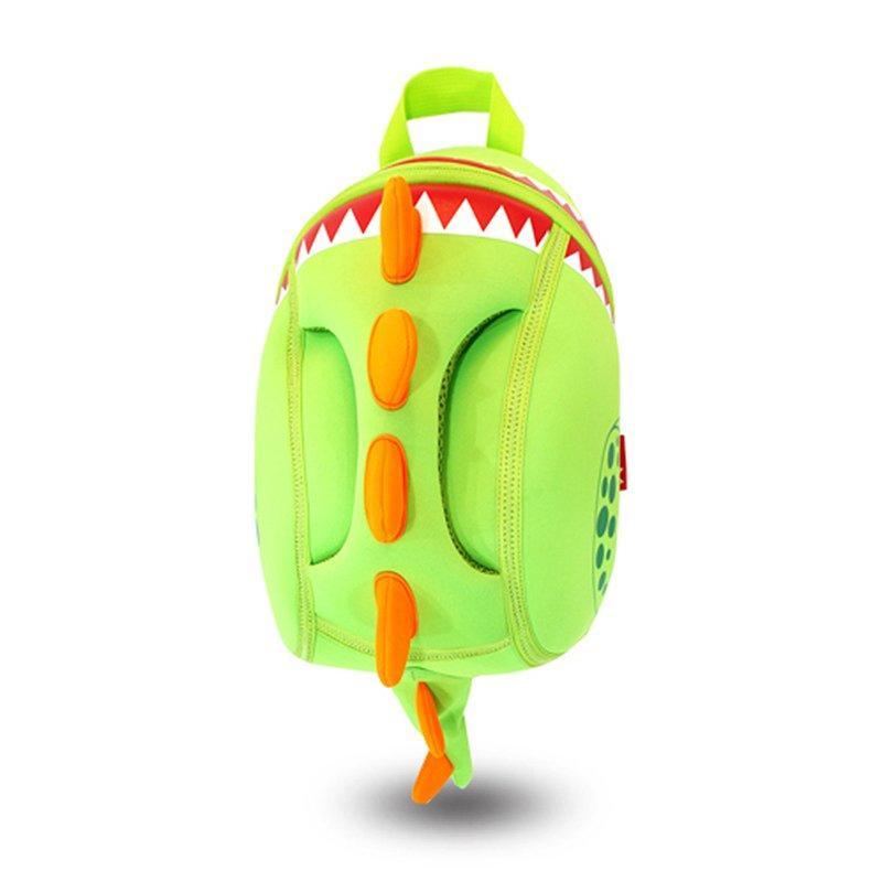 NH023 Dinosaur lovely animal shape popular kindergarten backpacks for children