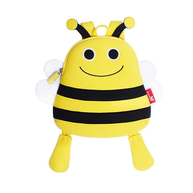 NH048 Ultra lightweight cute design bee Carton kindergarten camping backpack