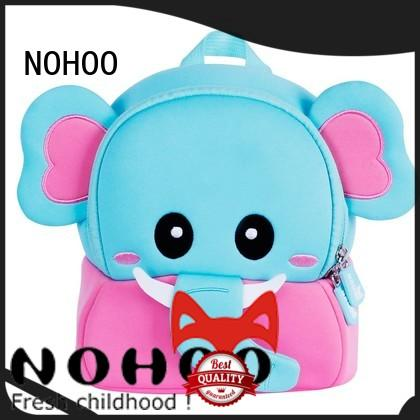 NOHOO lovely preschool backpack for girls wholesale for outdoor