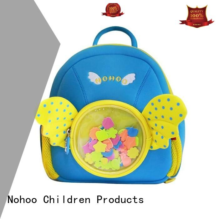 NOHOO lovely mini backpacks for toddlers factory price for primary students