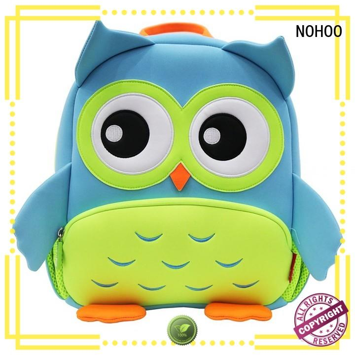 cute personalised kids backpack ecofriendly from China for camping