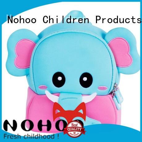 preschool backpack boy elephant design Bulk Buy deer Nohoo Children Products