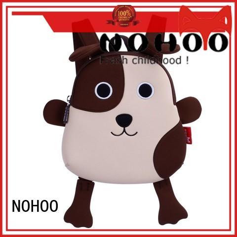 NOHOO shoulder bag animal backpacks for toddlers wholesale for school
