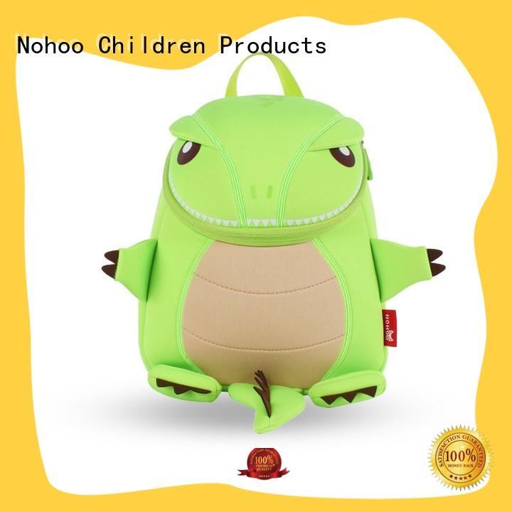 NOHOO ultra owl school bag customized for preschool