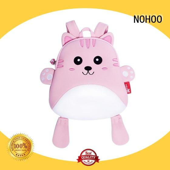 NOHOO carton small toddler backpack supplier for outdoor