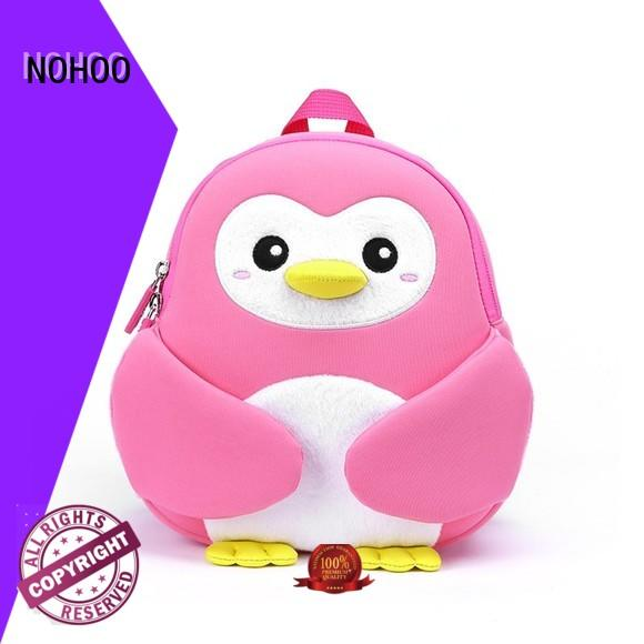 NOHOO robot mini backpacks for toddlers personalized for hiking