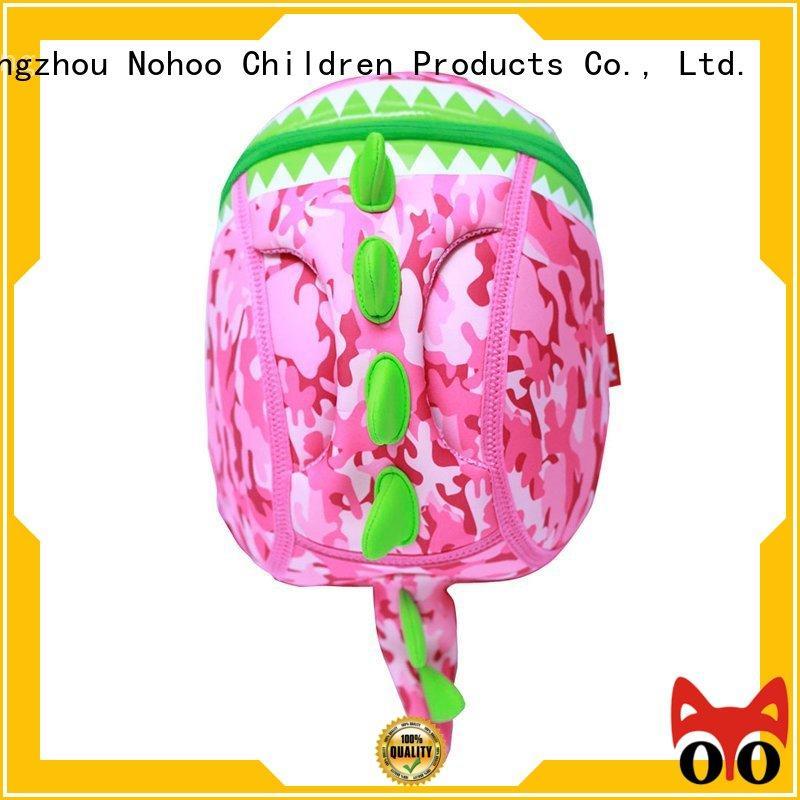 animal neoprene customized herschel kids backpack backpack Nohoo Children Products
