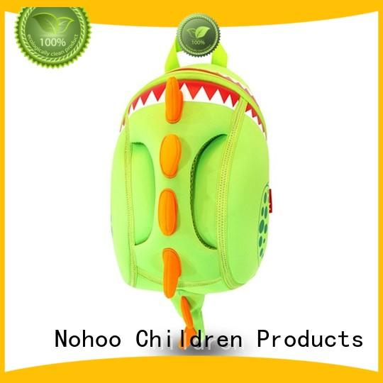 Quality Nohoo Children Products Brand custom made backpacks for kids fashion