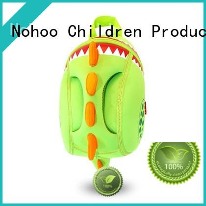 NOHOO space kids trolley bag from China for children