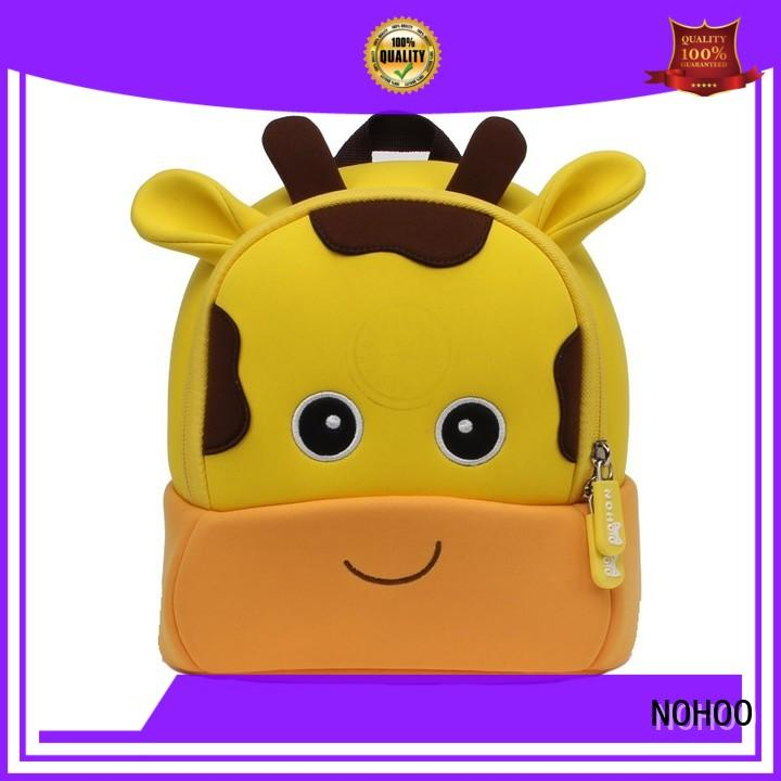 NOHOO mermaid mini backpacks for toddlers supplier for hiking