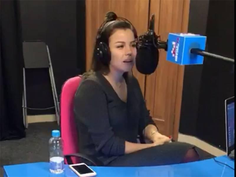 NOHOO Ukraine agent Julia was invited to the radio for interviews