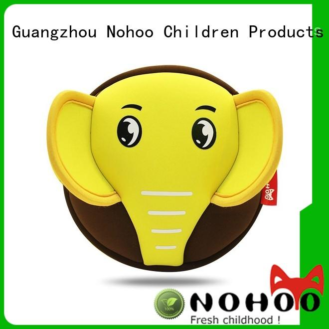 low 3d personalized messenger bags crab Nohoo Children Products Brand