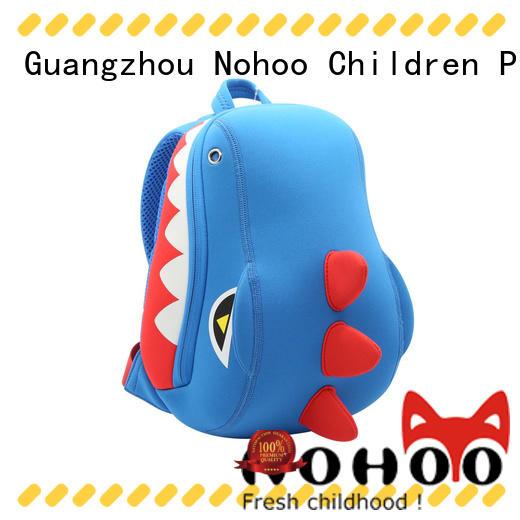 NOHOO mermaid small toddler backpack personalized for outdoor