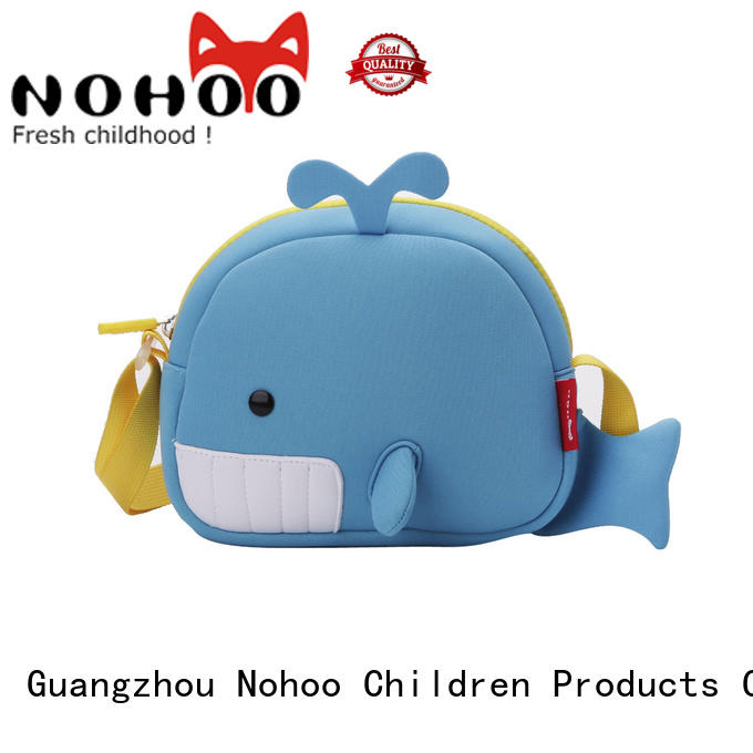 Nohoo Children Products Brand 3d mermaid small messenger bag butterfly supplier