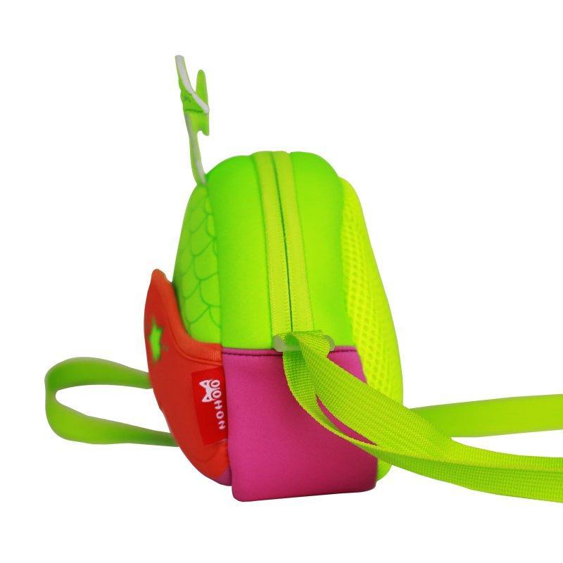 GY265 Custom high quality eco friendly neoprene mermaid kids messenger bag for girls