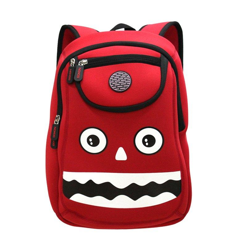 NH006 NOHOO factory cartoon school outdoor kids bag with waterproof material