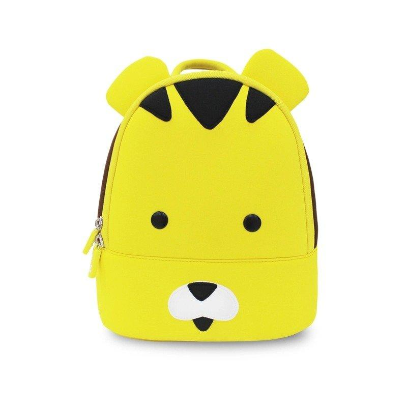 NH035 Small tiger neoprene kids Backpack Animal Cute toddler rucksack for child
