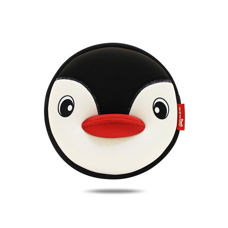 NHK001 Lovely penguin children Mini outdoor Sports Bag Kids Animal Messenger Bag