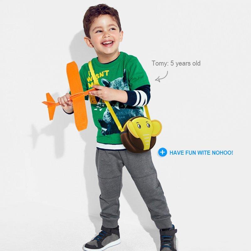 NHK002 NOHOO Low Price Lightweight Mini Kids Sling bag gift bag for children