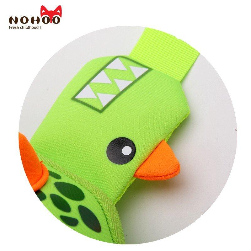 Nohoo Children Products-Dinosaur Cartoon Kids Backpack Manufacturers Children Animal Chest Bag-1