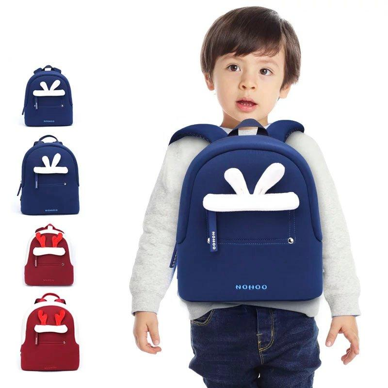 low lovely personalized messenger bags ecofriendly Nohoo Children Products Brand company