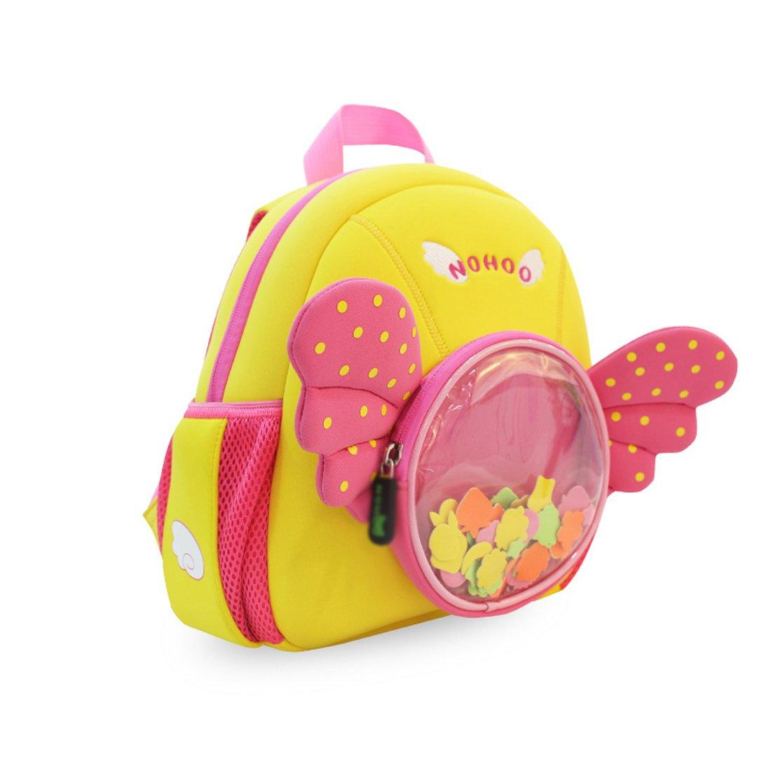 NH030 Angel style Premium Durable Waterproof neoprene girls Backpacks