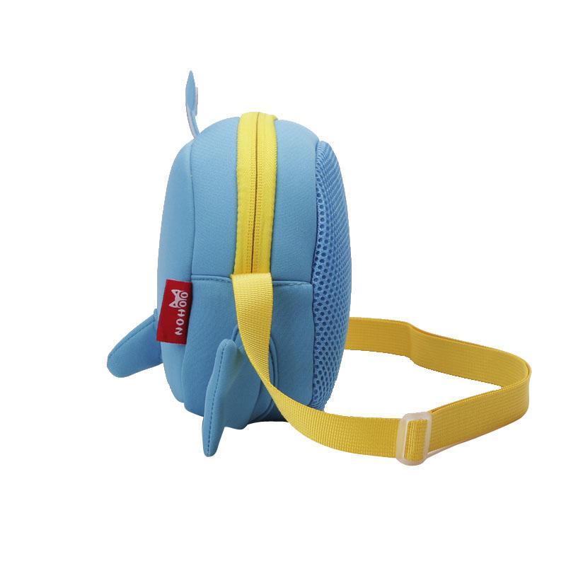 NHK007 Durable Cheap baby Traveling cartoon bag child carrier sling bag