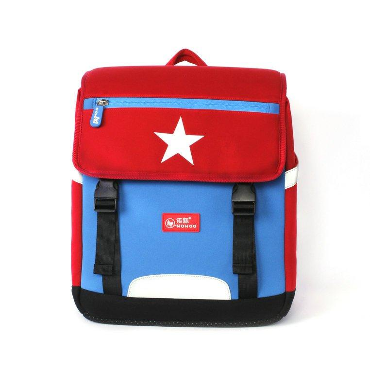 NH039 large space neoprene comfortable school backpack bag for student