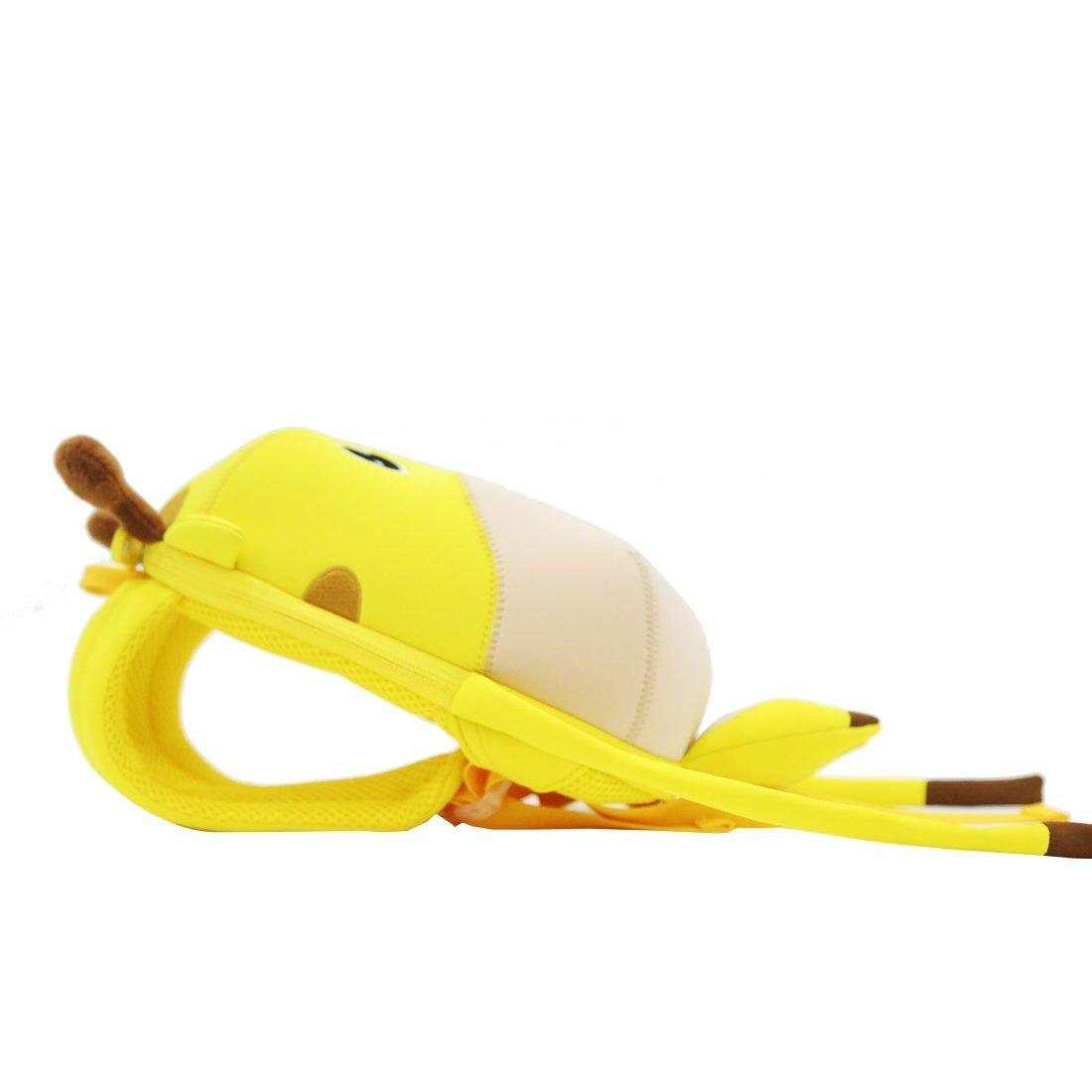NH068 Wholesale soft lightweight anti lost kindergarten backpack for preschool