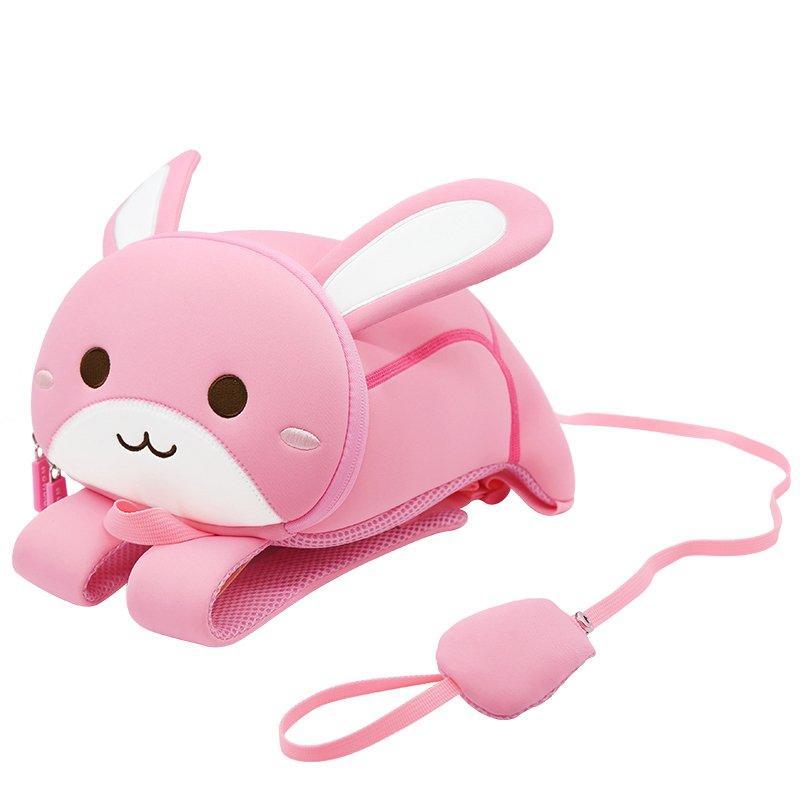 NHB042M Trendy cartoon animal kids backpack lightweight toddler backpack