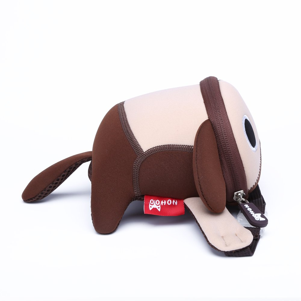 Nohoo Children Products-Find Best Waist Bag Nhy004 Mini Embroidery Dog Printing Crossbody Chest-1