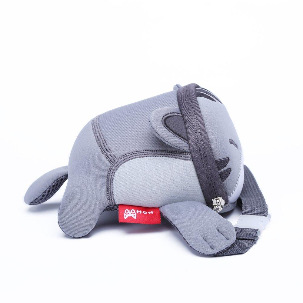 NHY006 NOHOO small neoprene cute waterproof kids waist bag fanny bag