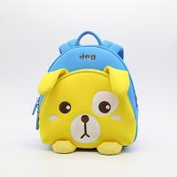 NHB089 Preschool kids animal travelling custom toddler 3D backpack for boys