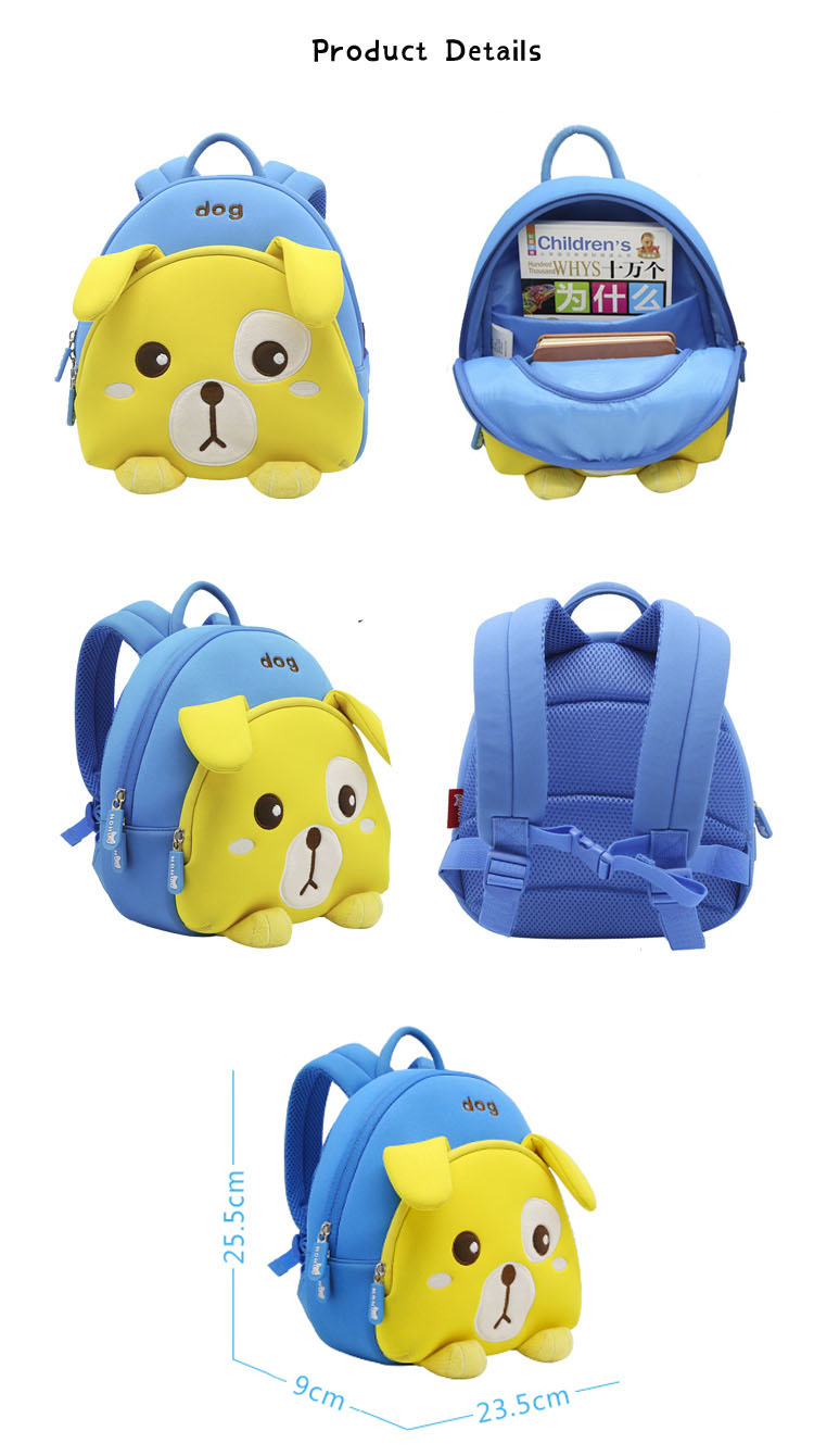 Nohoo Children Products-Cute Toddler Girl Backpacks Toddler Rolling Backpack Manufacture
