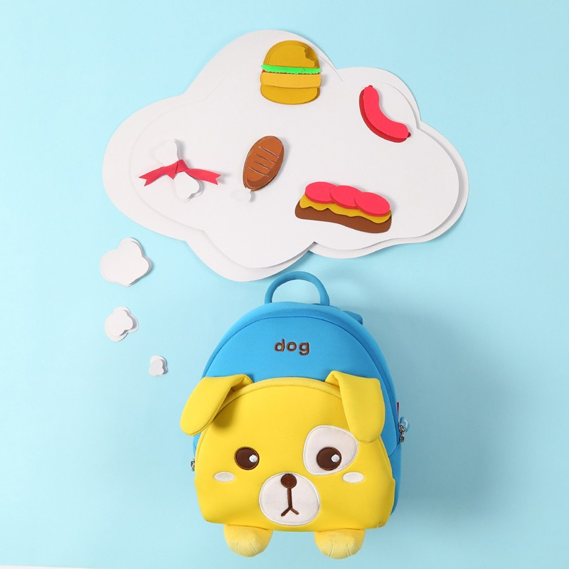 Nohoo Children Products-Cute Toddler Girl Backpacks Toddler Rolling Backpack Manufacture-1