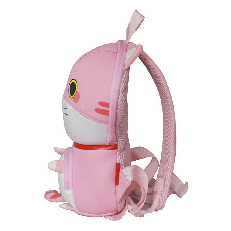 TQ1001 Wholesale eco-friendly customized kids animal school backpack bag