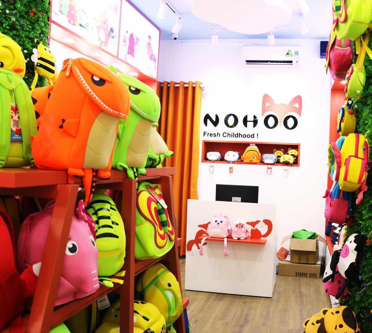 Nohoo Children Products-Vietnams first unique NOHOO backpack franchise store opened-3