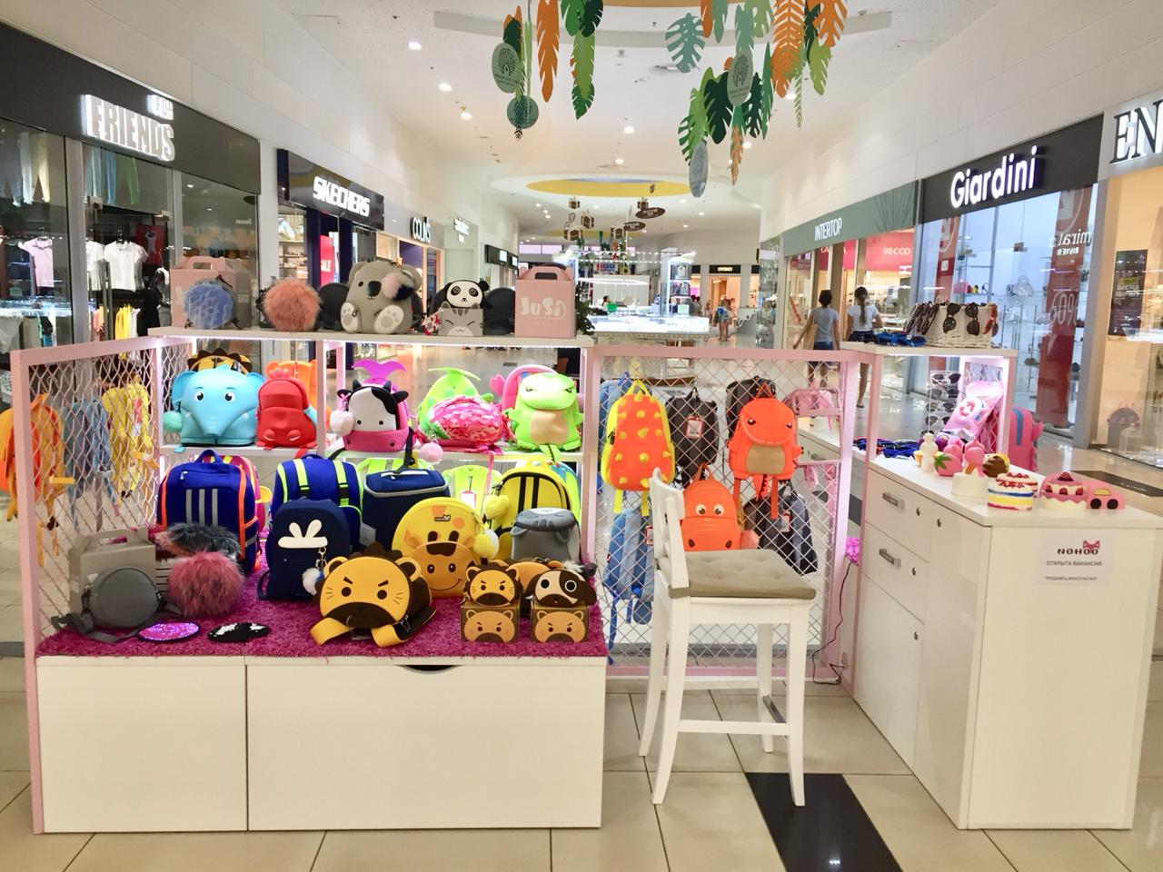 Nohoo Children Products-NOHOO funny children backpack made a new career for the Ukrainian beauty-5