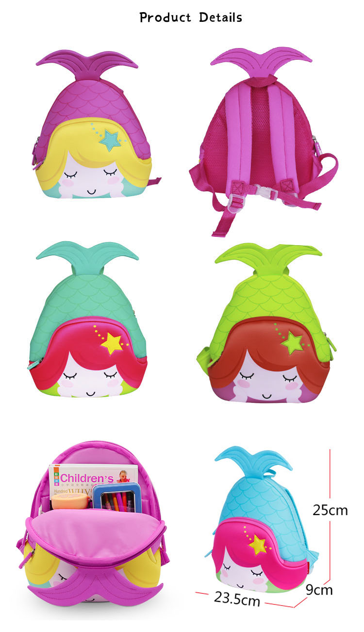 Nohoo Children Products-Professional Cute Kids Backpacks Cute Preschool Backpacks Manufacture