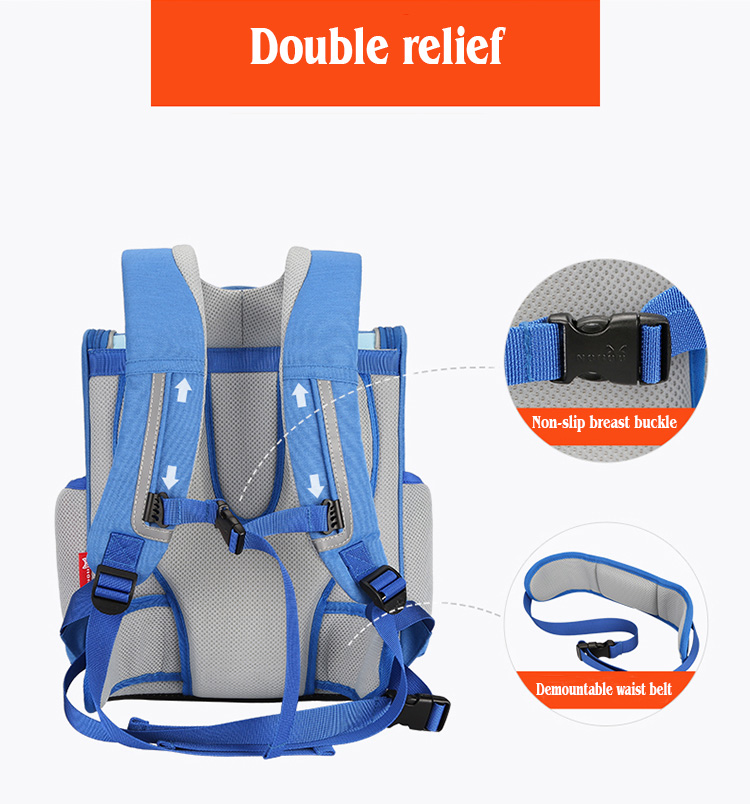 Nohoo Children Products-News About How To Choose A Good Children School Bag Which Brand Is Better -3