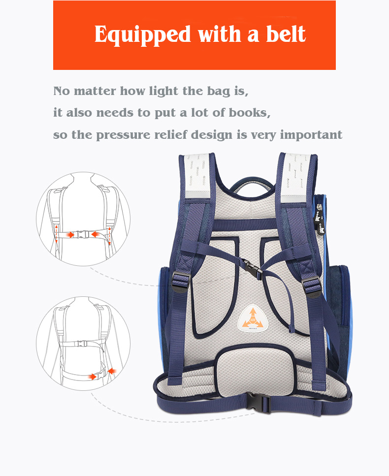 Nohoo Children Products-News About How To Choose A Good Children School Bag Which Brand Is Better -4