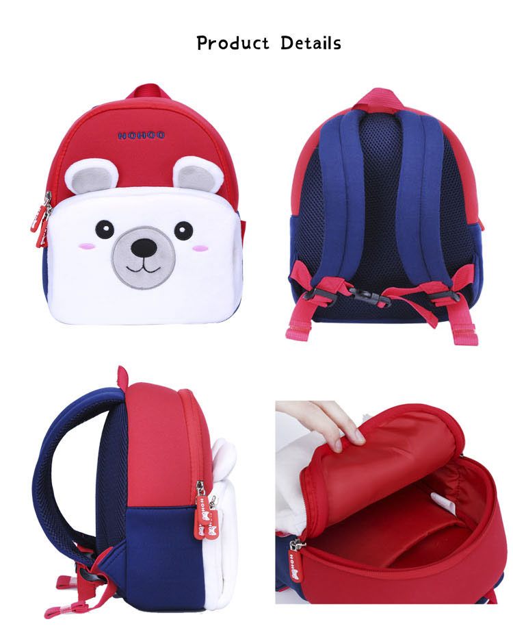 Nohoo Children Products-Professional Designer Rucksack Childrens Luggage Manufacture