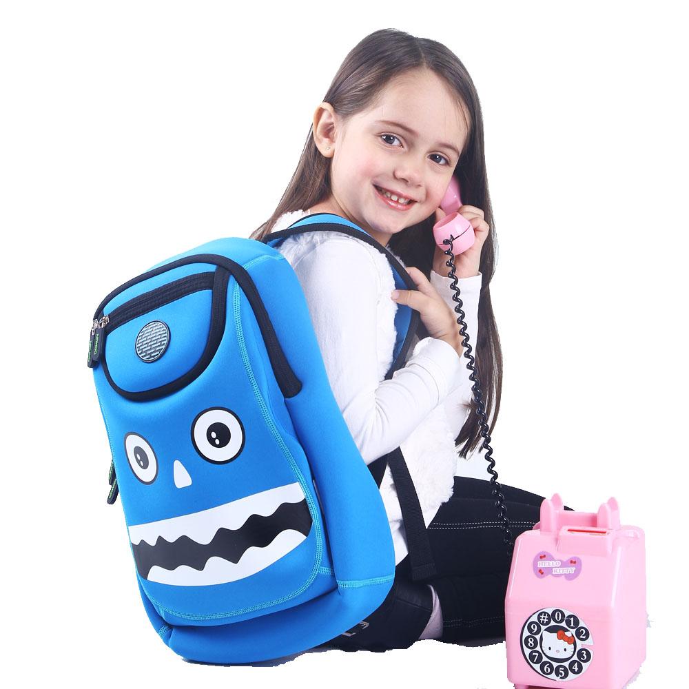 Nohoo Children Products-High Quality Nohoo Factory Cartoon School Outdoor Kids Bag-3