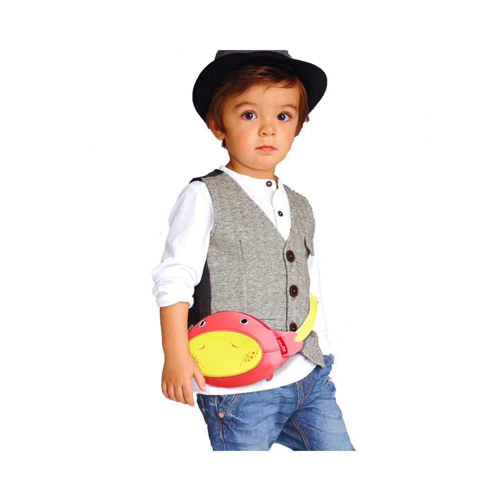 Nohoo Children Products-Neoprene Lightweight Kindergarten Baby Waist Bag For Preschool Kids-3