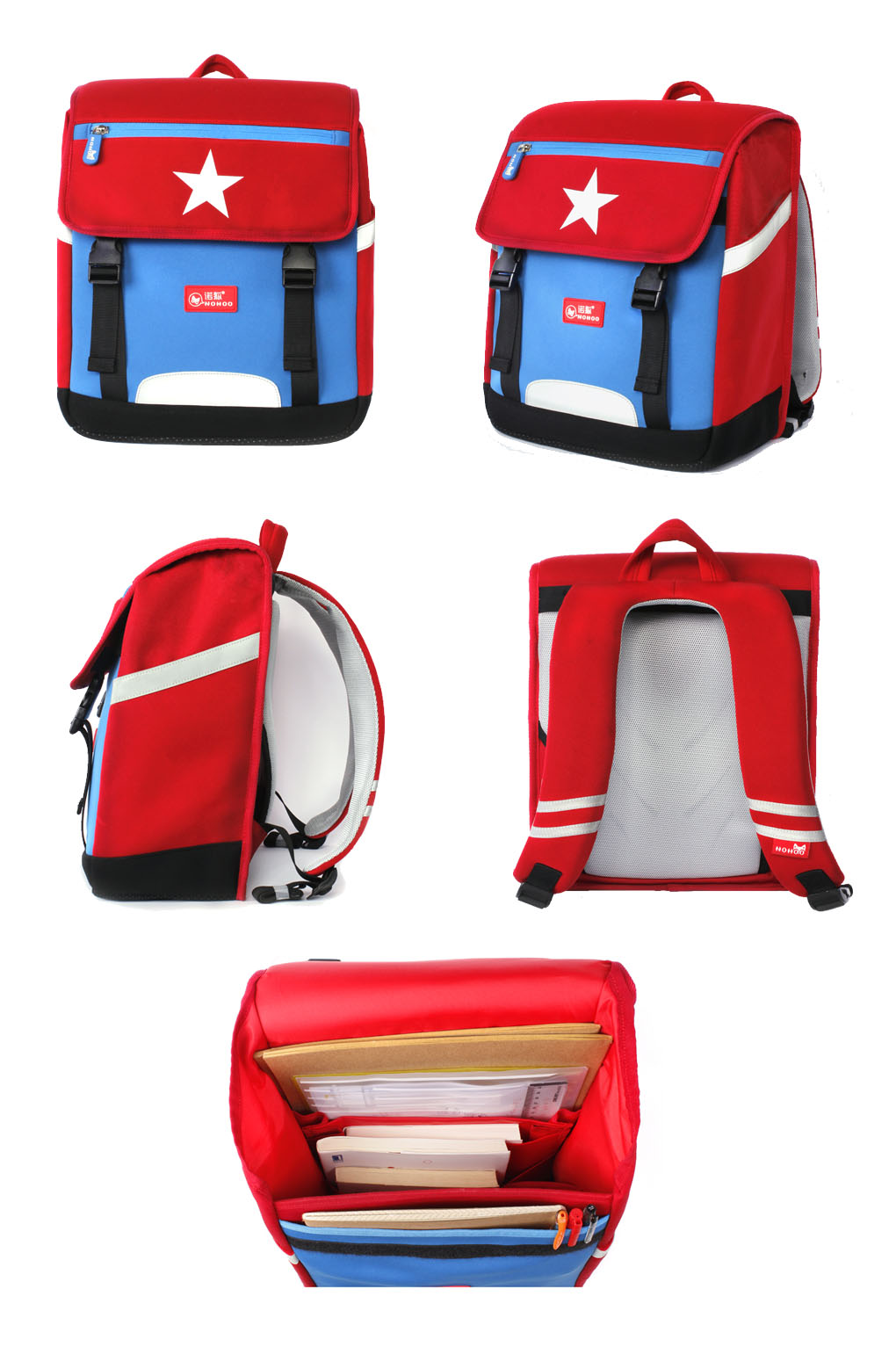Nohoo Children Products-Professional Kids Backpacks Best Preschool Backpacks Manufacture